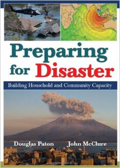 Preparing for Disaster book cover